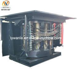 Fornitore di fusione del forno ad induzione del ferro d'acciaio del blocco per grafici d'acciaio di frequenza intermedia