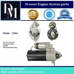 Mercedes-Benz Classe E E 420 (124.034) CS583 0001110039 0001110053 0001110113 Démarreur 1.7kw 12V 10t