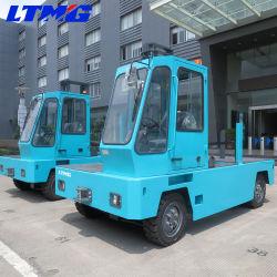 Nouveau produit 3 tonnes chargeur côté électrique Chariot élévateur à fourche avec contrôleur Zapi