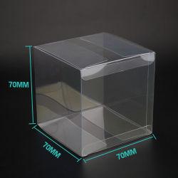 Шоколад упаковка водонепроницаемый пластиковый окно очистить окно для подарков
