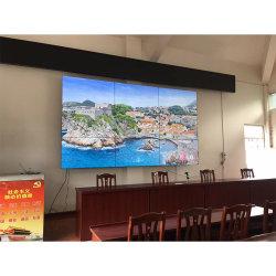 شاشة عرض LCD مقاس 49 55 بوصة حائط فيديو مقاس 2 × 3 جميع إعلانات الفيديو شاشة الفيديو الرقمية شاشة الإعلان على الحائط سعر النظام