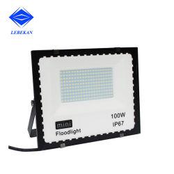 Verteiler Pricesmd 30W 50W 100W 150W 200W LED Flut-Licht mit weißem Gehäuse für im Freienbeleuchtung