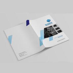 Il grippaggio su ordinazione poco costoso del Hardcover ha personalizzato 2021 anno del pianificatore dello scomparto del taccuino di Hardcover di stampa del libro