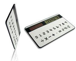 Calculadora de tarjeta bancaria (FA218A)
