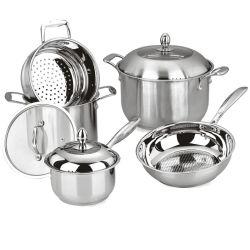 Нет Memory Stick Sttainless стали посуда для приготовления пищи (ПВС-021)
