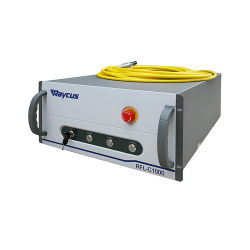 محرك بقوة 1500 واط يعمل بخاط مع مصدر ليزر لماكينة قطع الليزر