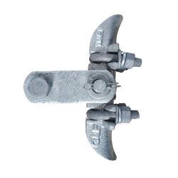 Верхней линии питания фитинги из нержавеющей стали кабельный зажим точного литья зажимы кабеля зажим подвески
