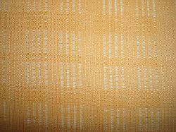 Rami Jacquard pano tecido de moda de verificação