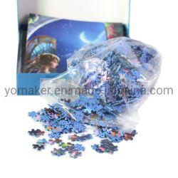 최신 판매 500 아이와 성숙한 플라스틱 선물 수수께끼 세트를 위한 1000 피스 조각그림 맞추기