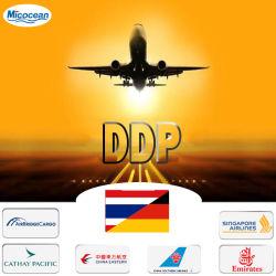 L'Air Shipping Agency de Guangzhou et Shenzhen/Shanghai/Ningbo/Qingdao/Xiamen/Tianjin à l'Allemagne&France DDU DDP/service