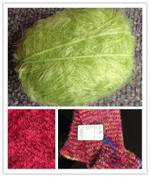 De comfortabel 100% Nylon Kleur van het Garen van de Wimper en Ontwerp Klantgerichte ly-N103