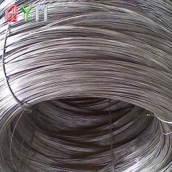 建材用黒ステンレススチールワイヤ亜鉛メッキ黒色焼成鉄 ワイヤ