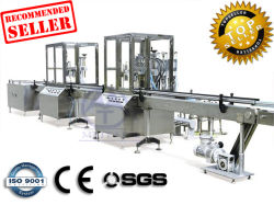 Completamente automática de línea de envasado de aerosoles (QGQ)