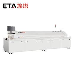 Автоматическая бессвинцовой пайки оплавлением для пайки печи Eta-E10