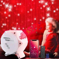Sternenklare Nacht LED für Kind-Baby-Schlafzimmer, Partei, Haus mit Bluetooth Lautsprecher-Stern-Nachtlichtprojektor-Projektor