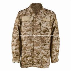 Bduはデジタル砂漠の軍服を裂停止する
