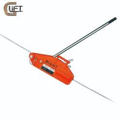 0.8-5.4t manual portátil el cable tirando de la grúa Cuerpo de acero aluminio/Cabel mano tirando de cabrestante (ZNL-B).