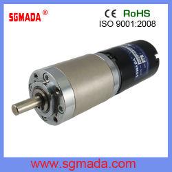 12 et 24 V du moteur à engrenages planétaires 3.4W DC (PG-28395)