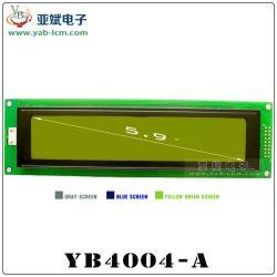 وحدة LCD من 40×4 (الحجم: 190X54X13 مم)