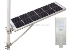 60W 올인원 태양광 LED 스트리트 라이트, IP65 태양광, LED 솔라 스트리트 라이트