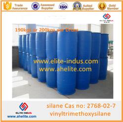 XLPE 케이블 물질용 화학물질 보조 약제 Vinil Silane Ethenyltrimetoxysilane