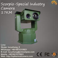 Водонепроницаемый тепловой обработки изображений беспроводной камеры видеонаблюдения безопасности 17км