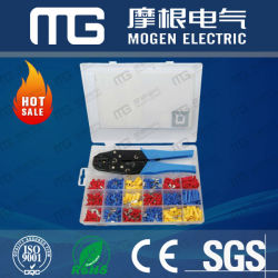Le sertissage de cosses de câble borne résiliation Type à sertir