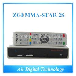 Original Enigam Zgemma 2s2 Linux OS Twin Case Sat