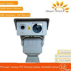 De Infrarode Camera van de Dag PTZ en van de Kleur CCD van de Nacht