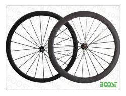 Ширина 25 мм 38мм+50-мм Clincher углерода велосипед колеса трубчатый корпус из углеродного волокна Bike Racing Wheelsets дорожного движения