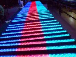 Продажи с возможностью горячей замены для использования внутри помещений Экономической 252 светодиодов 14CH 35 градусов Светодиодные настенные шайбу&Ledbar, светодиодный индикатор этап