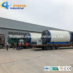Pianta di riciclaggio di plastica residua ambientale del pneumatico con lo SGS di iso del Ce