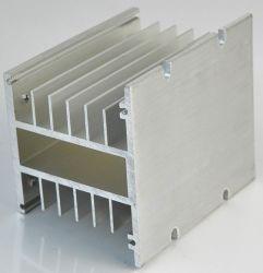 As peças do dissipador de calor em alumínio personalizadas de precisão