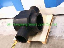 Настраиваемые HDPE фитинги обработанной с полой бар/заготовки и твердый стержень