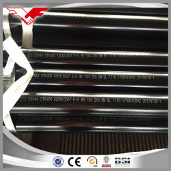 De Zwarte het Schilderen JIS G3444 Stk4000 of van de Olie Pijp van Structual van het Staal
