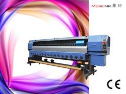 Acessível a Xaar 1201 urdidura do cabeçote de impressão por sublimação de tecidos de malhas de impressão por transferência de calor Sequin 320cm