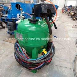 Houten Stofvrije het Vernietigen van de Granaat van het Type van Restauratie dB500 Natte Machine