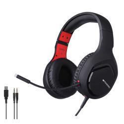 Neu: SOMIC 3,5mm PS4 Gaming-Musik-Headset mit Cool LED-Mikrofon für Telefon-PC