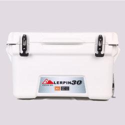 30L для тяжелого режима работы Rotomolded охладители изолированный пиво охладителем портативный для занятия спортом на открытом воздухе