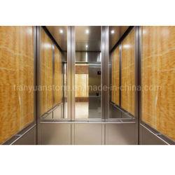 La piedra natural amarillo miel Onyx para interior y piso de baldosas de pared