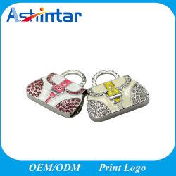 Schmucksache-Handtasche USB-Flash-Speicher-Metallmini-USB-Stock