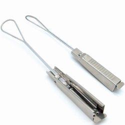 Collier de fixation du filtre en coin FTTH/Arc Type collier d'ancrage en acier inoxydable 201