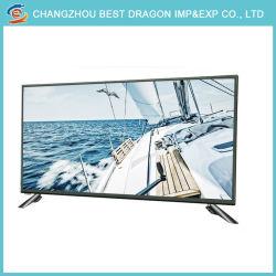 55 60 65 70 2160 p 75 pouces à écran plat de TV LED 4K de la télévision LCD avec une plage dynamique élevée