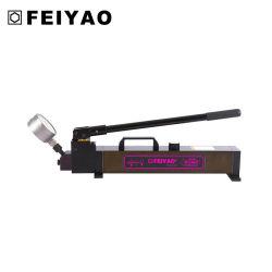 Manuel de haute pression côté pompe hydraulique en aluminium pour le levage (AF-up)