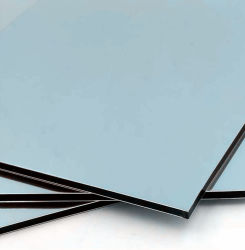 [3مّ] [4مّ] [أكب] صفح ألومنيوم بلاستيكيّة مركّب [ولّ بنل]