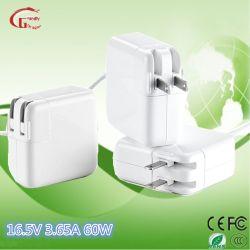 60W квадратных адаптера питания зарядного устройства питания для Apple MacBook