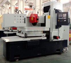 ماكينة طحن الطاولة المستديرة (SM73125L) ذات عمود الدوران الأفقي CNC سطح عمود الدوران