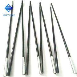 tubo flessibile leggero del tubo del fascio di fibre ottiche di 6/7/8.5/12.7mm FRP Palo per la tenda di campeggio/ombrello di Sun