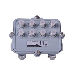 Étanche 8 contacts robinets CATV de plein air