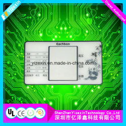 لوحة التحكم في وحدة شاشة العرض التي تعمل باللمس الخاصة بلوحة أجهزة القياس